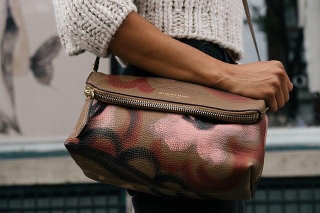 Ремонт женской сумочки