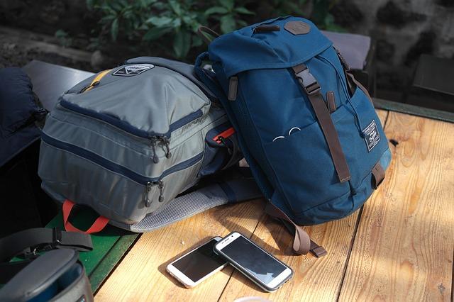 Ремонт рюкзаков и портфелей