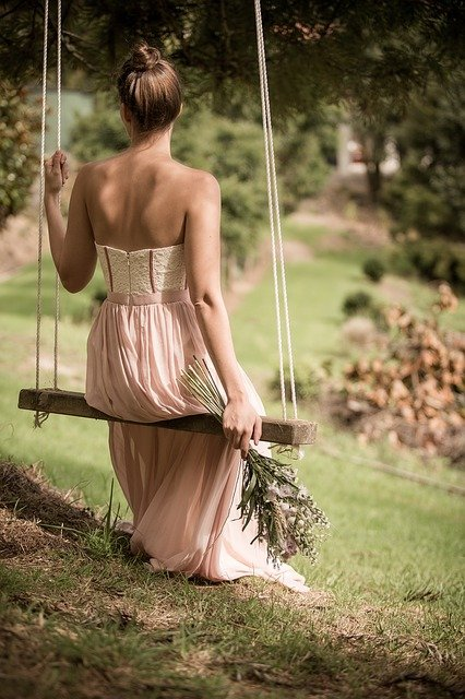 Ремонт вечернего платья